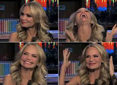 WATCH: Kristin Chenoweth Says She Has Hooked Up With a Gay Guy