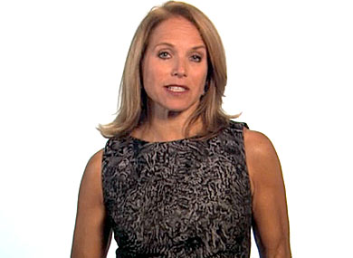 Katie Couric: Little Girls Can Be Bullies