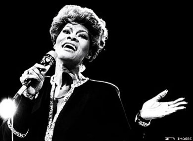 Dionne Warwick: Lending Her Voice