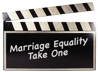 Filmmakers Work for Marriage Equality