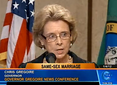 Watch Washington Governor's Forceful Case for Marriage