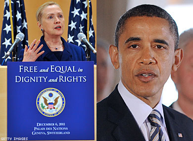 Obama Administration Makes Case for World LGBT Rights