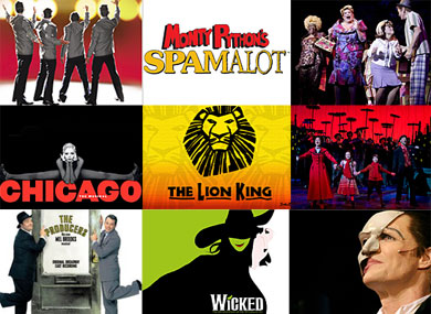 The 15 Biggest Broadway Hits