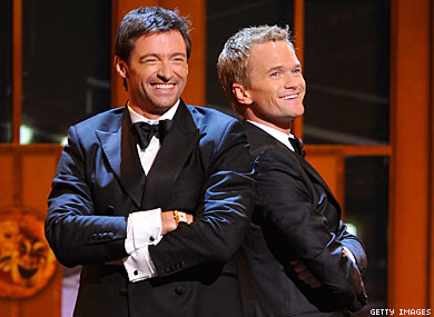 Neil Patrick Thinks Hugh Jackman Is Faaaabulous!