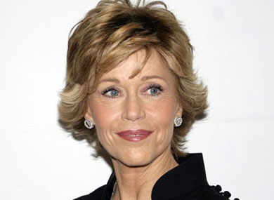 Jane Fonda Cast as Nancy Reagan