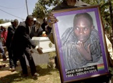 Ugandan Activists Commemorate Anniversary of David Kato's Death
