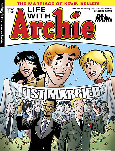One Million Moms Targets Comic With Gay Wedding