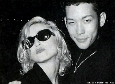 In Bed and On Tour With Madonna