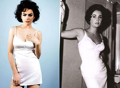 "Lindsay Lohan Confirmed to Play Elizabeth Taylor, Says She's ""Honored"""