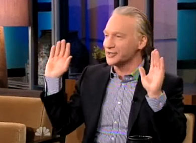 Bill Maher Defends Kirk Cameron and Others Who Offend