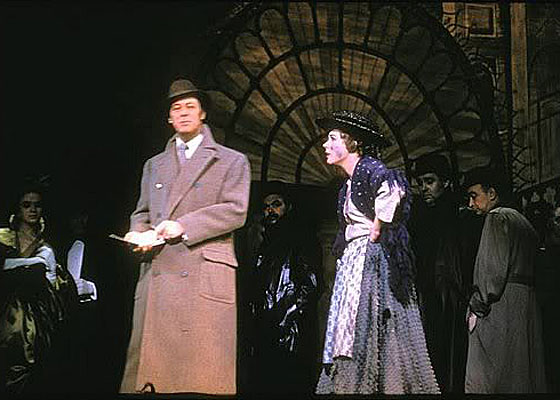 Staff Remembers: Best of Broadway