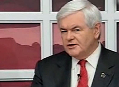 Just How Antigay Is Newt Gingrich? Alarmingly So