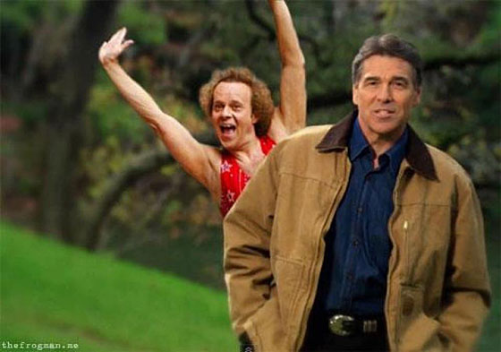 Rick Perry-odies