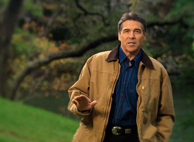 Rick Perry: Why Can Gays Come Out, But Christians Can't?