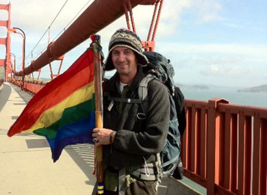 Op-ed: Sleeping, Praying, and Walking Across America for Equality
