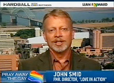Former Ex-gay Leader: There's No Such Thing as Ex-gay