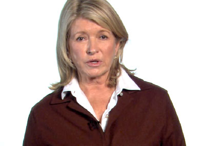 "WATCH: Martha Stewart Wants You to ""Speak Up, Stop Bullying"""