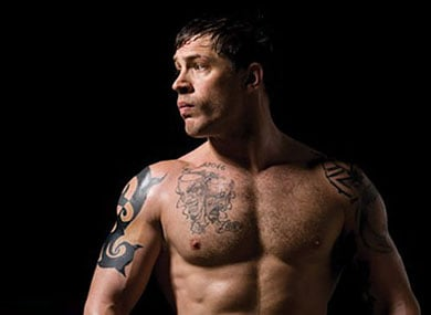 Tom Hardy May Replace Mickey Rourke as Gareth Thomas