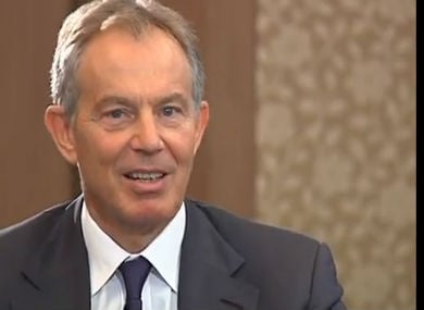 U.K.'s Blair, Straw Back Marriage Equality