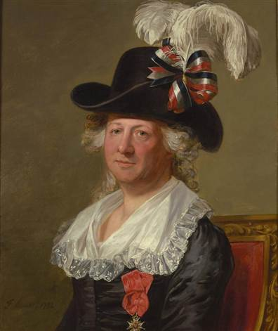 18th-century Painting Appears to Portray Trans Person