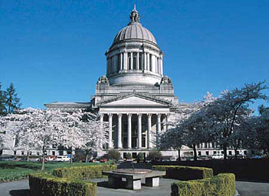 Washington Lawmakers to Consider Marriage Bills Monday