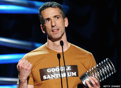 Dan Savage Under Fire After Challenging Bible Talk