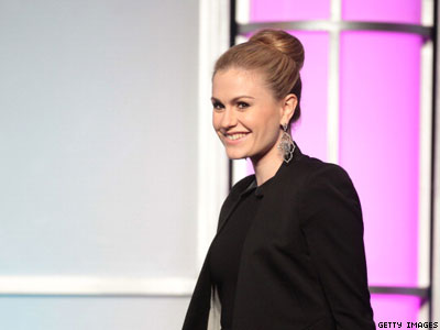 Anna Paquin: Still Explaining The Concept of Bisexuality