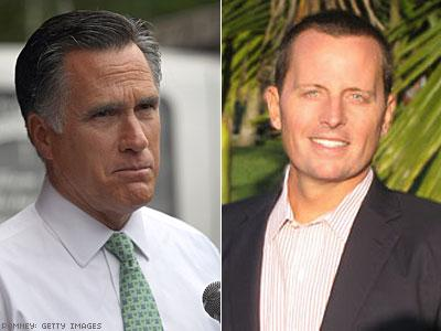 Romney Puts Blame on Gay Spokesman for Leaving