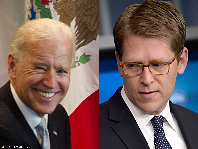 White House Hurries to Spin Pro-Marriage Comments by Biden
