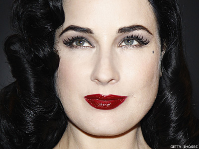 Dita Von Teese Wants You to Sweep Her Off Her Feet and See Her New Show