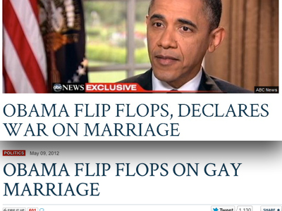 Fox News Doesn't Hold Back in Response to Obama Marriage Equality Announcement