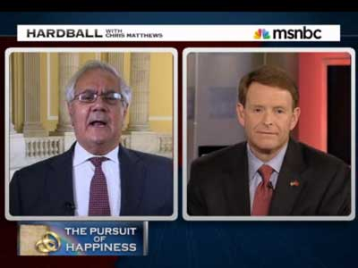 Barney Frank, Chris Matthews Shred Tony Perkins for Antigay Views