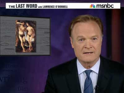 "Lawrence O'Donnell: ""The Highly Changeable Institution of Marriage"""