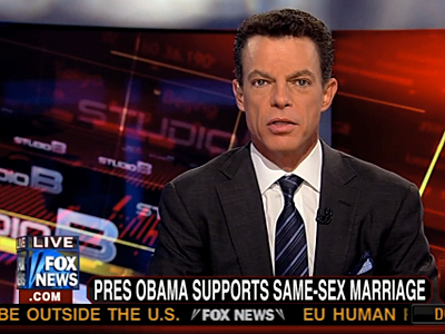 Rush Limbaugh Doesn't Like Fox's Shepard Smith's Pro-Marriage Comments