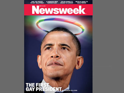 Andrew Sullivan Hails Obama as 'The First Gay President'