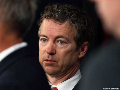 Sen. Rand Paul Condemned for Laughing at Obama's Religion
