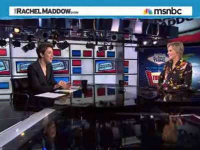 Rachel Maddow and Jane Lynch Say Obama's Support Affected Them Personally