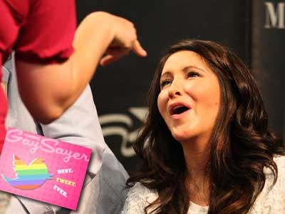 Best Tweet Ever: Bristol Palin Watches Too Much Television