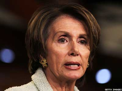 Nancy Pelosi Says GOP Proposal on Military Chaplains Is 'Fraud'