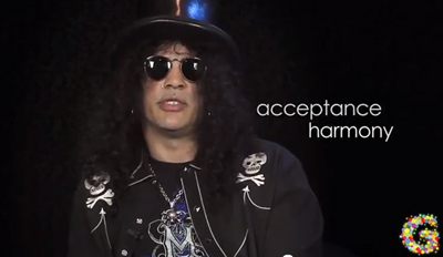 Watch One of Rock's Biggest Stars Trash Bullying