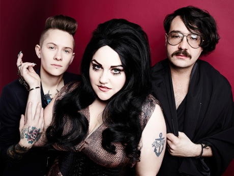 """VIDEO PREMIERE: Beth Ditto and Gossip """"Move In The Right Direction"""""""