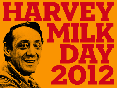 How Are You Celebrating Harvey Milk Day?
