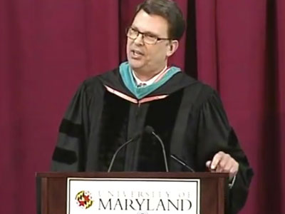 OPM Director Delivers Commencement Address