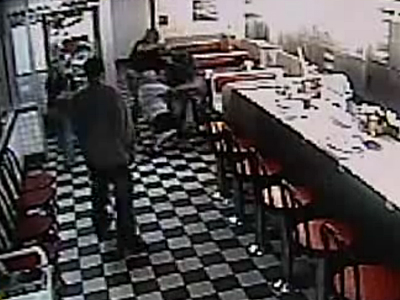 Violent Antigay Attack at Ohio Restaurant