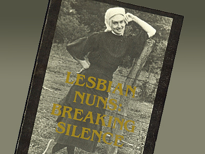 Coeditor of Pioneering Book on Lesbian Nuns Dies