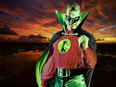 Green Lantern Alan Scott Likely New Gay DC Character