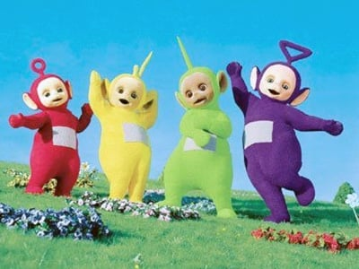 The Last Word: Teletubby Says We Weren't Gay