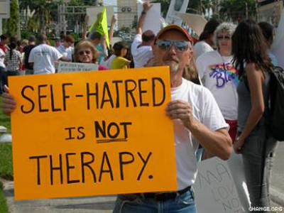 California Moves Closer to Outlawing 'Reparative Therapy'