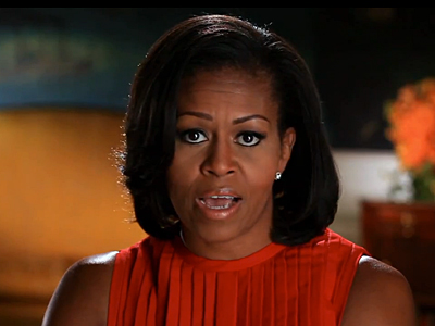 WATCH: Michelle Obama Says Marriage Equality a Matter of Fairness