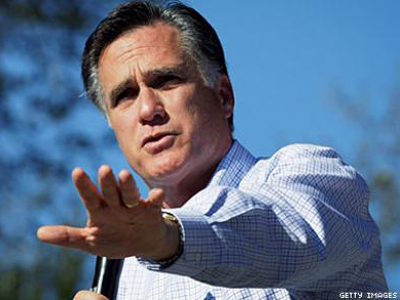 Mitt Romney Objected to the Words 'Bisexual' and 'Transgender'